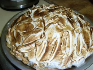 Apple Banana pie 012
