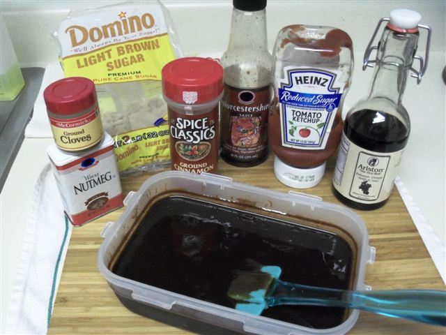 how to cook steak with bbq sauce